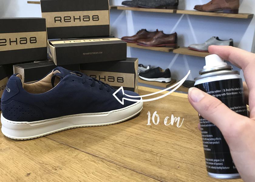 schoenenspray