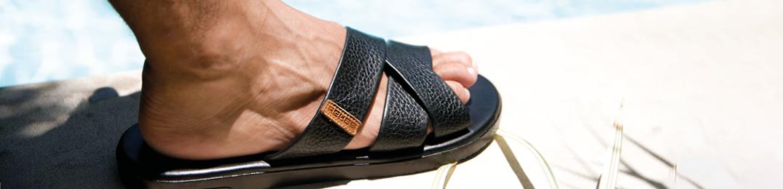 Rehab sandalen collectie