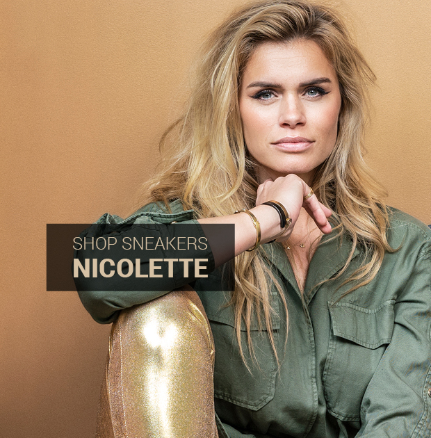 Nicolette Van Dam Sneaker Collectie Official Rehab Footwear